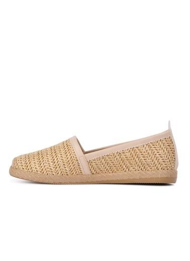 Park Moda Park Moda K54 Ten Kadın Günlük Ayakkabı Ten